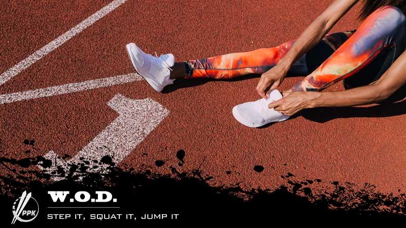 Lower Body – Step It, Squat It, Jump It