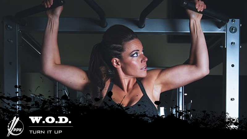Upper Body – Turn It Up